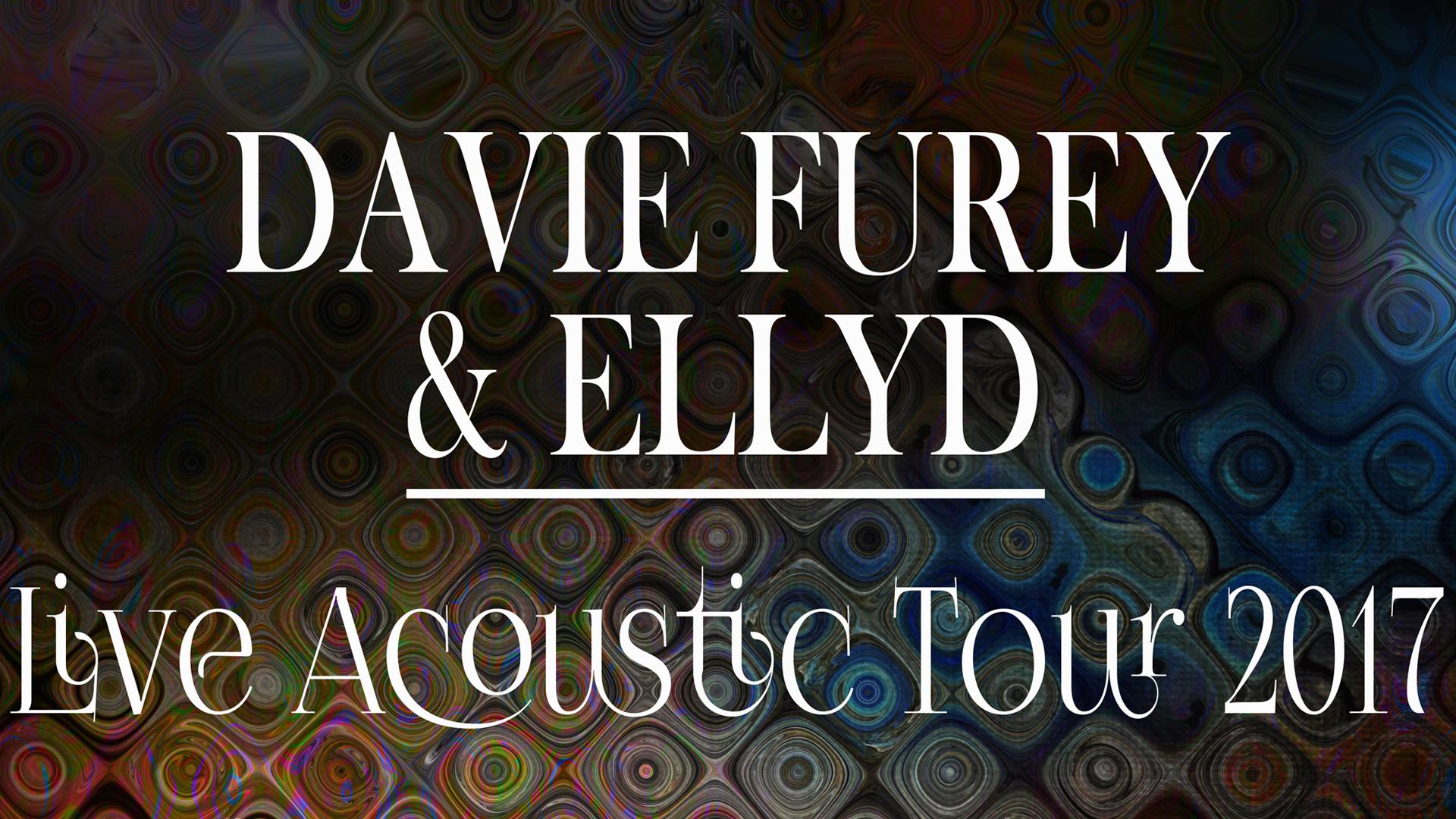 Poster Design – Davie Furey & EllyD